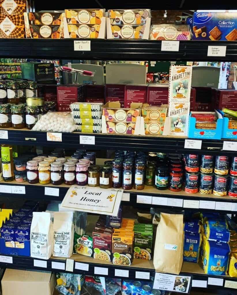 Edible Christmas gift ideas at Bumbles 2020