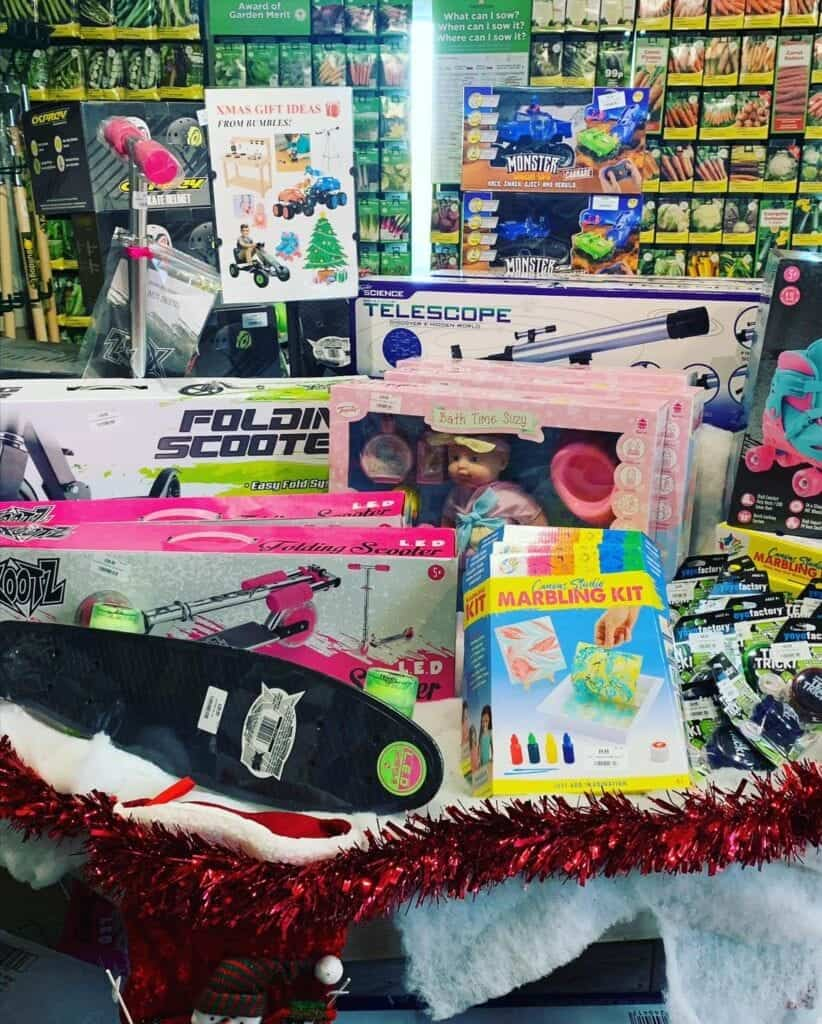 Games galore for Christmas at Bumbles, 2020