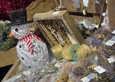 Christmas ornaments galore at Bumbles Plant Centre